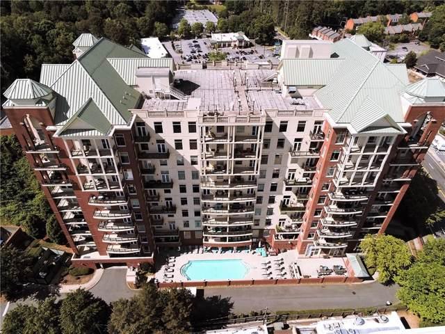 3820 Roswell Road NE #305, Atlanta, GA 30342 (MLS #6870531) :: RE/MAX Prestige