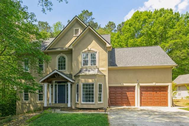 1722 Indian Ridge Drive, Woodstock, GA 30189 (MLS #6870761) :: North Atlanta Home Team