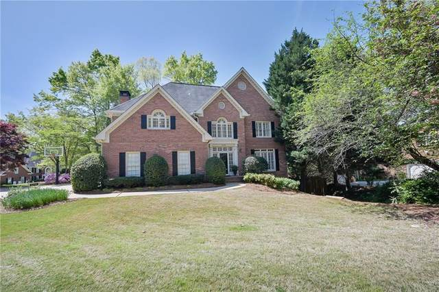 10480 Tuxford Drive, Alpharetta, GA 30022 (MLS #6870838) :: North Atlanta Home Team