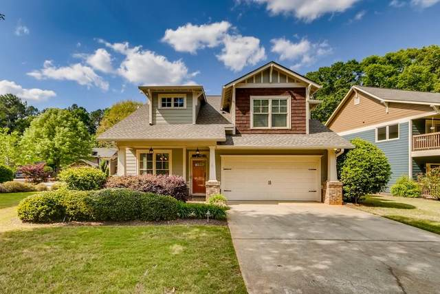 2712 Oak Village Trail, Decatur, GA 30032 (MLS #6870856) :: North Atlanta Home Team