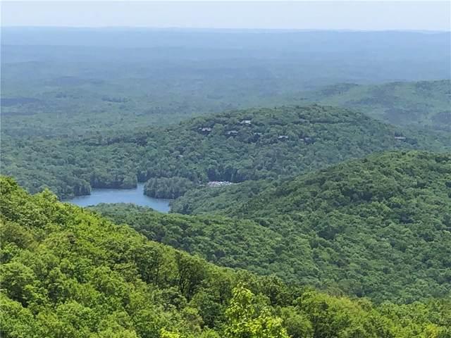948 Deer Run Ridge, Big Canoe, GA 30143 (MLS #6870894) :: The North Georgia Group