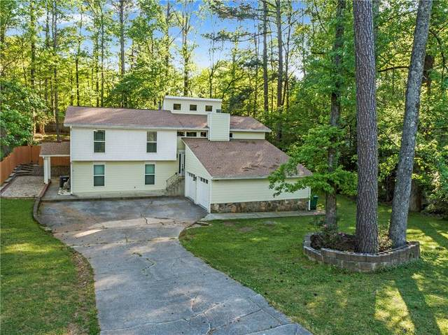 3432 Manchester Drive SW, Lilburn, GA 30047 (MLS #6870901) :: Good Living Real Estate