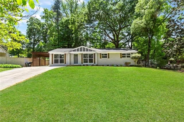 2575 Woodgreen Drive, Atlanta, GA 30341 (MLS #6871191) :: North Atlanta Home Team