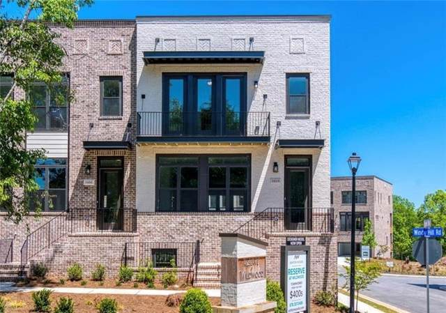 1642 Aldworth Place #2, Atlanta, GA 30339 (MLS #6871407) :: Lucido Global
