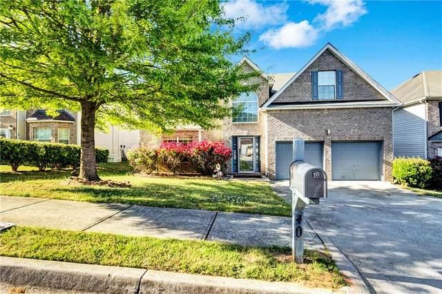 40 Woburn Street, Jonesboro, GA 30238 (MLS #6871559) :: Path & Post Real Estate