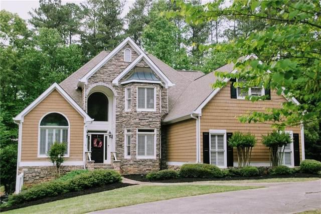 4100 Brigade Trail NW, Kennesaw, GA 30152 (MLS #6871720) :: North Atlanta Home Team