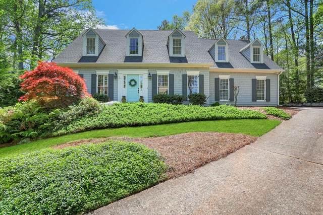 5405 Jackson Point, Marietta, GA 30068 (MLS #6871724) :: North Atlanta Home Team