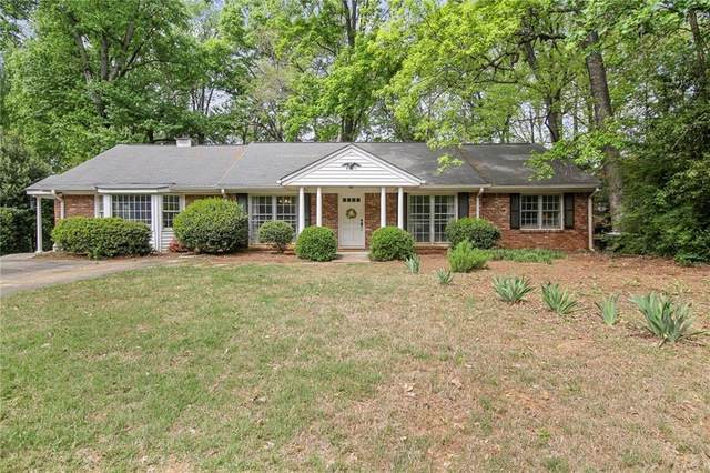 5534 Sherrell Drive, Atlanta, GA 30342 (MLS #6871763) :: Thomas Ramon Realty