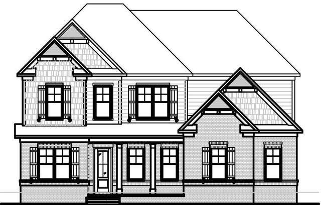 2754 Twisted Oak Lane, Marietta, GA 30066 (MLS #6872123) :: RE/MAX Prestige