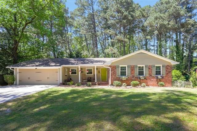 2772 Briarcliff Road NE, Atlanta, GA 30329 (MLS #6872223) :: RE/MAX Prestige