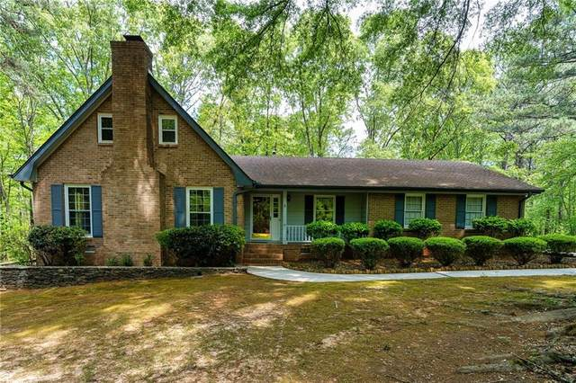 2639 Tucker Mill Road SW, Conyers, GA 30094 (MLS #6872299) :: The Gurley Team