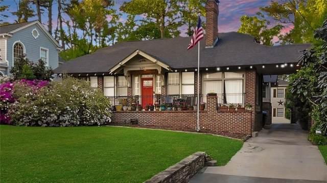 1647 N Rock Springs Road NE, Atlanta, GA 30324 (MLS #6872529) :: North Atlanta Home Team