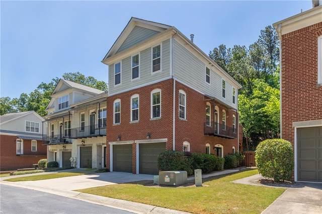 5933 Brookside Oak Circle, Norcross, GA 30093 (MLS #6872677) :: North Atlanta Home Team