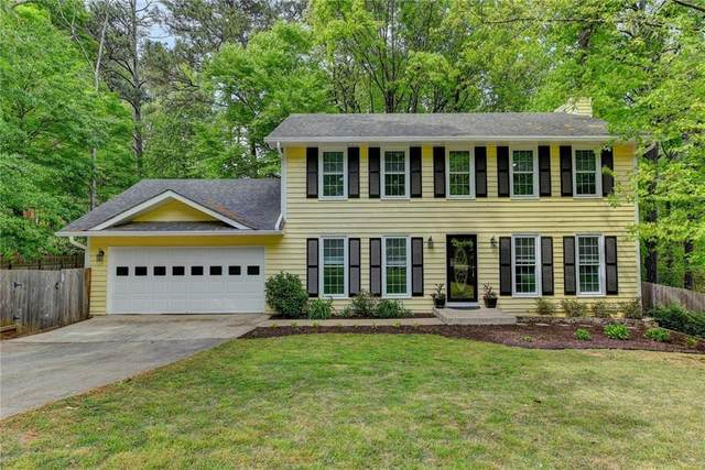 1000 Lake Haven Court, Roswell, GA 30076 (MLS #6872790) :: North Atlanta Home Team