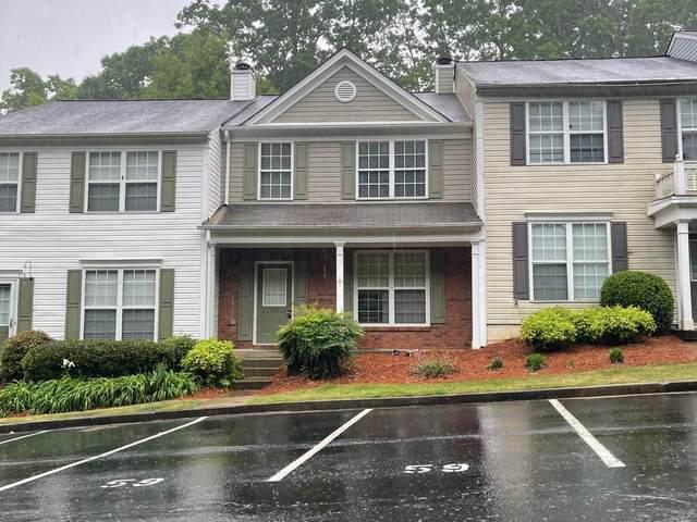 9155 Nesbitt Ferry Road #59, Alpharetta, GA 30022 (MLS #6872928) :: North Atlanta Home Team