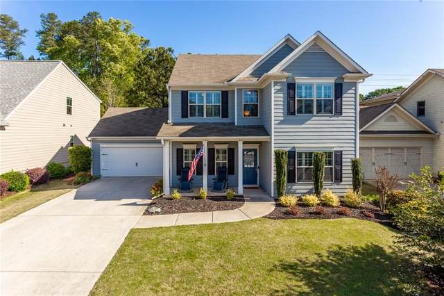 214 Haleys Court, Woodstock, GA 30188 (MLS #6872954) :: North Atlanta Home Team