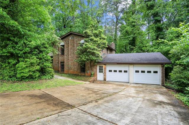 4886 Valley View Court, Dunwoody, GA 30338 (MLS #6872985) :: Rock River Realty