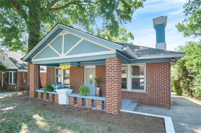 709 Killian Street SE, Atlanta, GA 30312 (MLS #6873101) :: AlpharettaZen Expert Home Advisors