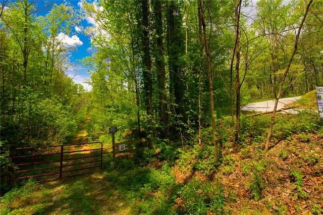 Trct 5 Harris Road, Dawsonville, GA 30534 (MLS #6873116) :: The Hinsons - Mike Hinson & Harriet Hinson