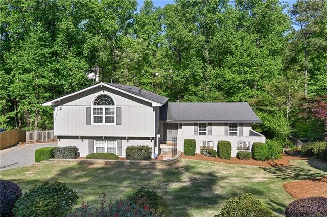 5084 Winding Branch Drive, Dunwoody, GA 30338 (MLS #6873183) :: Scott Fine Homes at Keller Williams First Atlanta