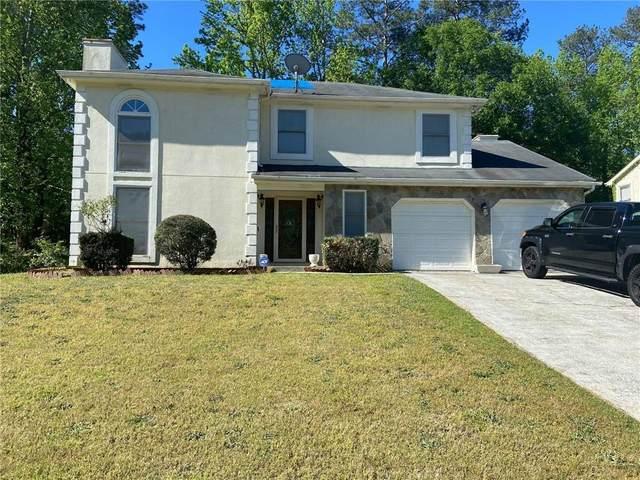 1583 Linksview Close, Stone Mountain, GA 30088 (MLS #6873571) :: North Atlanta Home Team