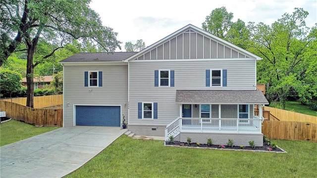2848 Mcafee Road, Decatur, GA 30032 (MLS #6873623) :: North Atlanta Home Team