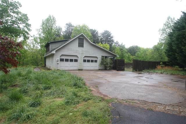 1415 Elliott Family Parkway, Dawsonville, GA 30534 (MLS #6873717) :: The Hinsons - Mike Hinson & Harriet Hinson