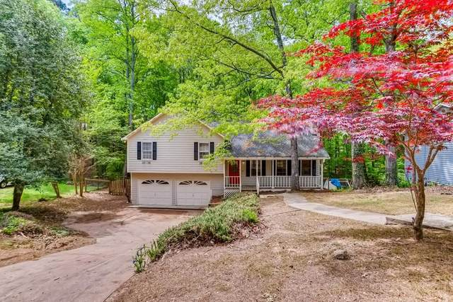 411 Walnut Drive, Woodstock, GA 30189 (MLS #6873718) :: North Atlanta Home Team