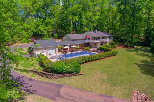557 Dogwood Trail, Commerce, GA 30529 (MLS #6873798) :: Kennesaw Life Real Estate