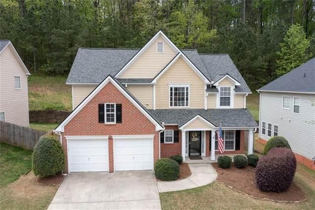 144 Parkstone Way, Marietta, GA 30066 (MLS #6874234) :: North Atlanta Home Team