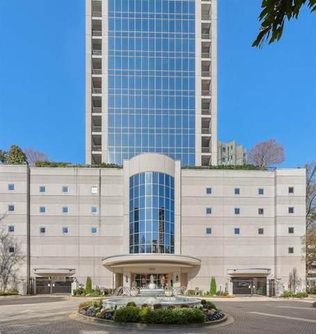 2828 Peachtree Road NW #1403, Atlanta, GA 30305 (MLS #6874638) :: Good Living Real Estate