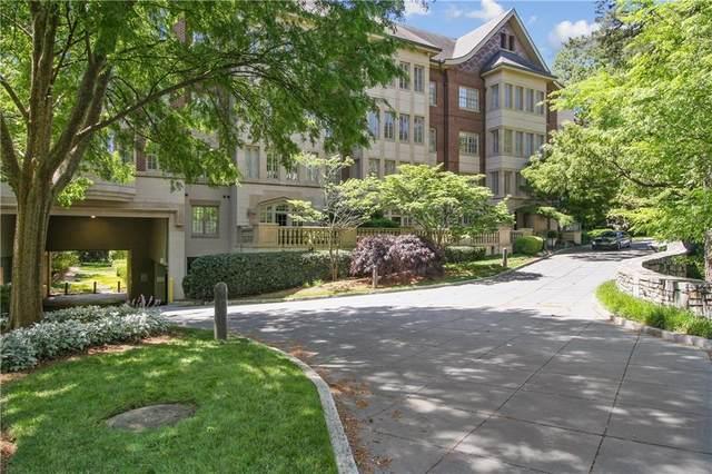 1717 N Decatur Road #106, Atlanta, GA 30307 (MLS #6874706) :: AlpharettaZen Expert Home Advisors