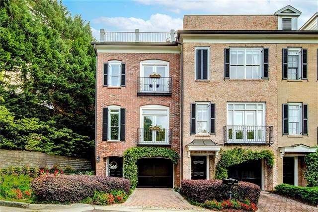 3291 Buckhead Forest Mews, Atlanta, GA 30305 (MLS #6874782) :: Path & Post Real Estate
