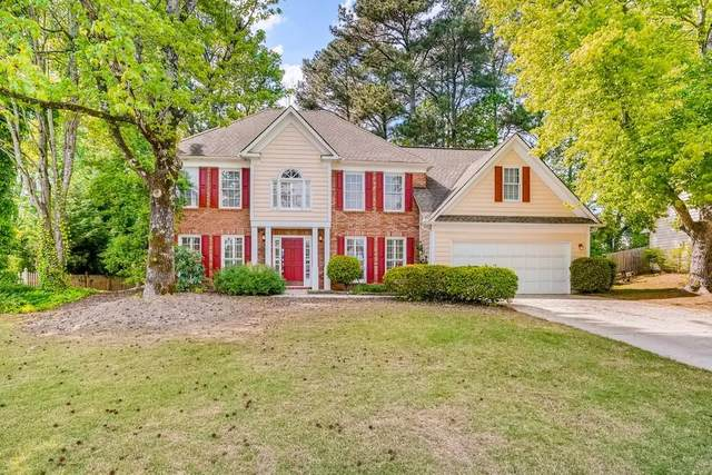 5500 N Hillbrooke Trace, Johns Creek, GA 30005 (MLS #6874784) :: North Atlanta Home Team