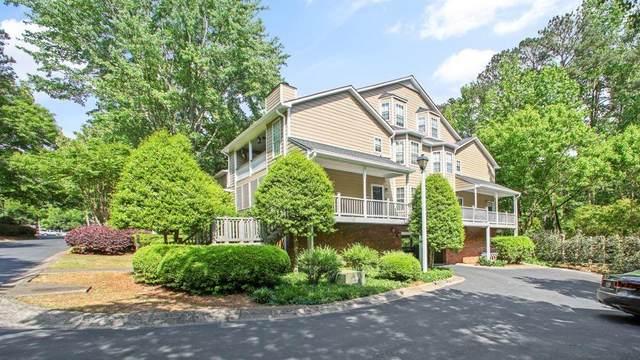 4467 Pineridge Circle, Dunwoody, GA 30338 (MLS #6874812) :: AlpharettaZen Expert Home Advisors