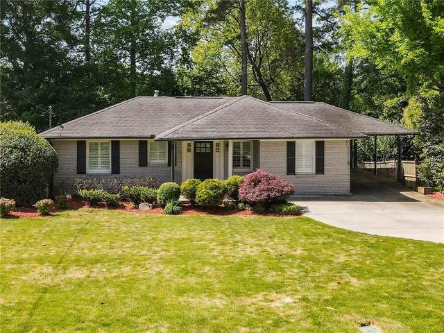 1273 Lindenwood Lane NE, Brookhaven, GA 30319 (MLS #6874821) :: North Atlanta Home Team