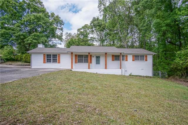 165 Deerhunter Lane, Powder Springs, GA 30127 (MLS #6874828) :: North Atlanta Home Team