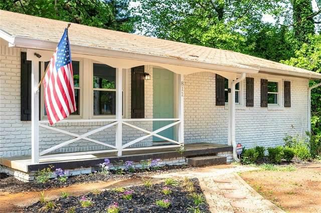 811 Cinderella Way, Decatur, GA 30033 (MLS #6874939) :: Path & Post Real Estate