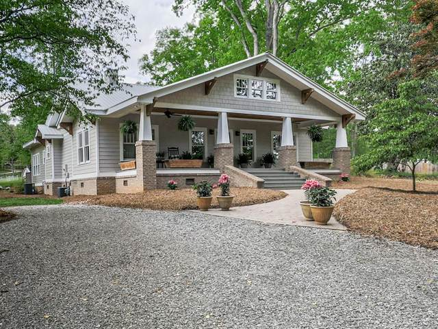295 Old Dawsonville Road, Ball Ground, GA 30107 (MLS #6875194) :: North Atlanta Home Team