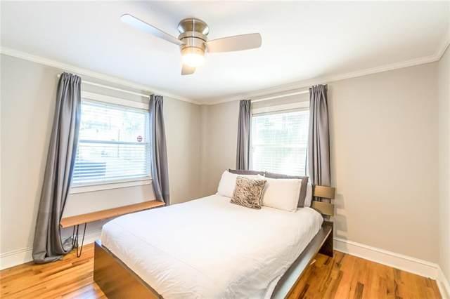 866 Briarcliff Road NE C1, Atlanta, GA 30306 (MLS #6875247) :: Good Living Real Estate
