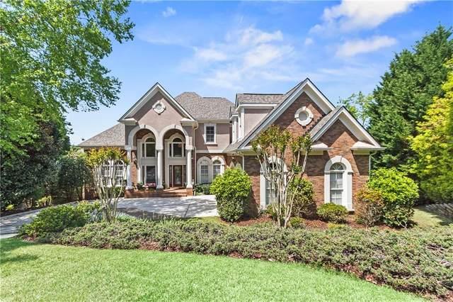 3626 Wye Cliff Way, Gainesville, GA 30506 (MLS #6875468) :: North Atlanta Home Team