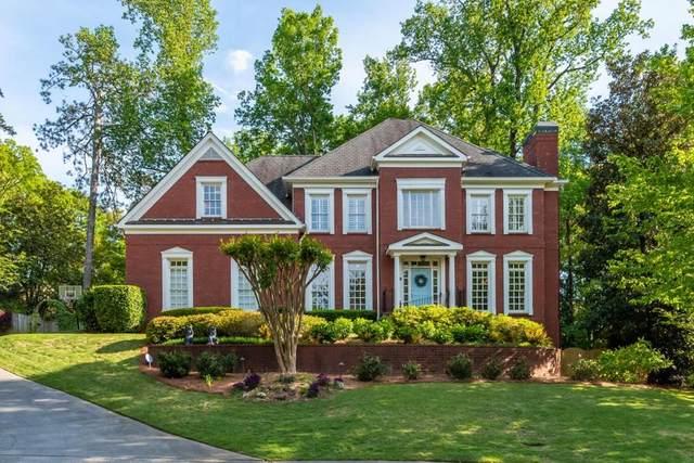 869 Haven Oaks Court, Atlanta, GA 30342 (MLS #6875486) :: North Atlanta Home Team