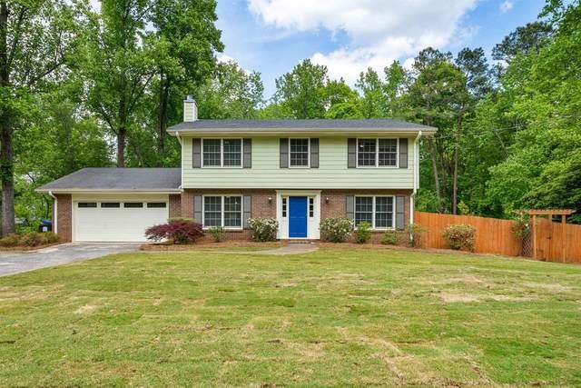 4599 Mountain Creek Drive, Roswell, GA 30075 (MLS #6875603) :: North Atlanta Home Team