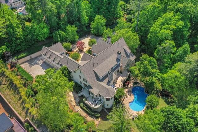 4747 Northside Drive, Atlanta, GA 30327 (MLS #6875635) :: Oliver & Associates Realty