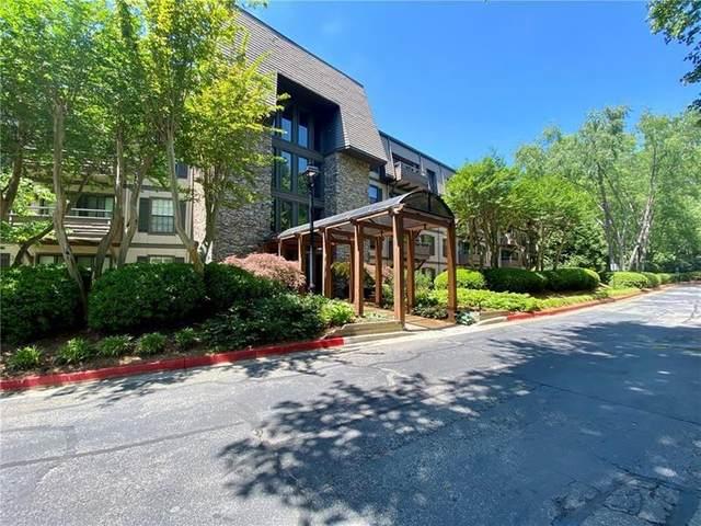 1107 Highland Bluff Drive SE #107, Atlanta, GA 30339 (MLS #6875690) :: AlpharettaZen Expert Home Advisors