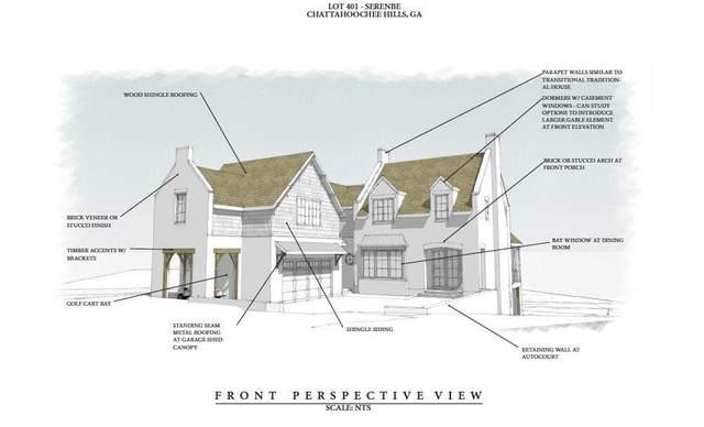 431 Magnie Drive, Chattahoochee Hills, GA 30268 (MLS #6875749) :: Kennesaw Life Real Estate