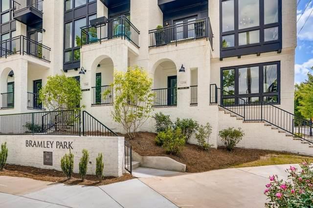 1258 Appleden Way #12, Brookhaven, GA 30319 (MLS #6875823) :: Kennesaw Life Real Estate