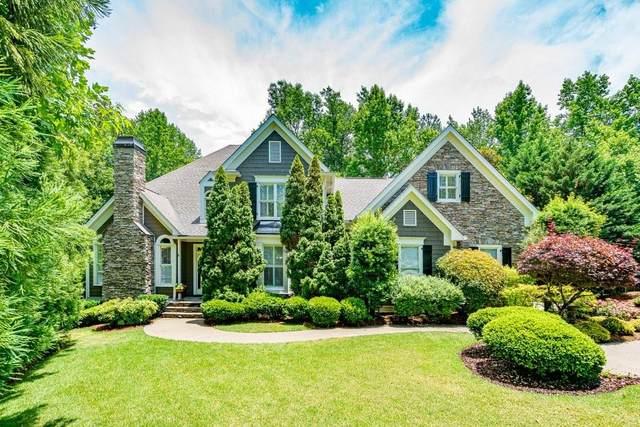 826 Registry Terrace NW, Kennesaw, GA 30152 (MLS #6875900) :: North Atlanta Home Team