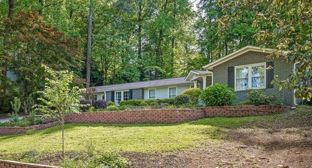 676 Webster Drive, Decatur, GA 30033 (MLS #6876014) :: Good Living Real Estate