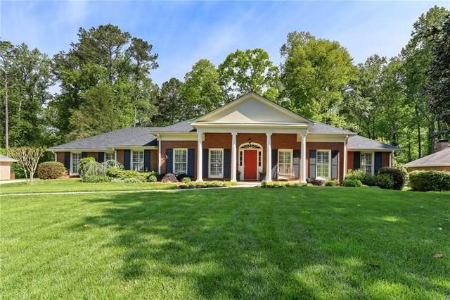 340 Riverhill Drive, Atlanta, GA 30328 (MLS #6876511) :: Path & Post Real Estate